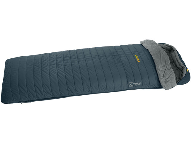 Mammut Creon MTI 3-Season Schlafsack 180cm dark chill